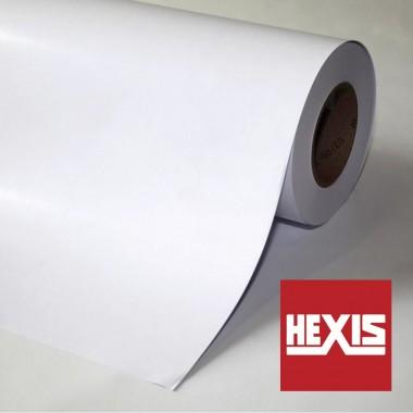 PVC promotionnel Blanc Brillant 1,37x45 m